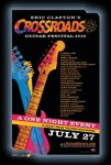 Eric Clapton's Crossroads Guitar Festival 2010 Brings World's Greatest Artists to Movie Theaters Nationwide on July 27