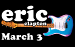Eric Clapton Tour 2011 – Power Balance Pavilion, Sacramento – Thursday March 3 2011