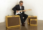 Fender introduces its first artist signature amplifiers