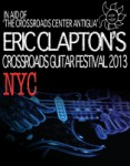 Eric Clapton 2013 US Tour Dates Unveiled