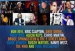 121212 The Concert For Sandy Relief – Eric Clapton Added To Lineup