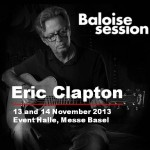 Eric Clapton – Event Halle, Messe Basel, Switzerland – November 13, 2013