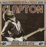 Eric Clapton – Osaka Jo Hall – Osaka, Japan – February 26, 2014