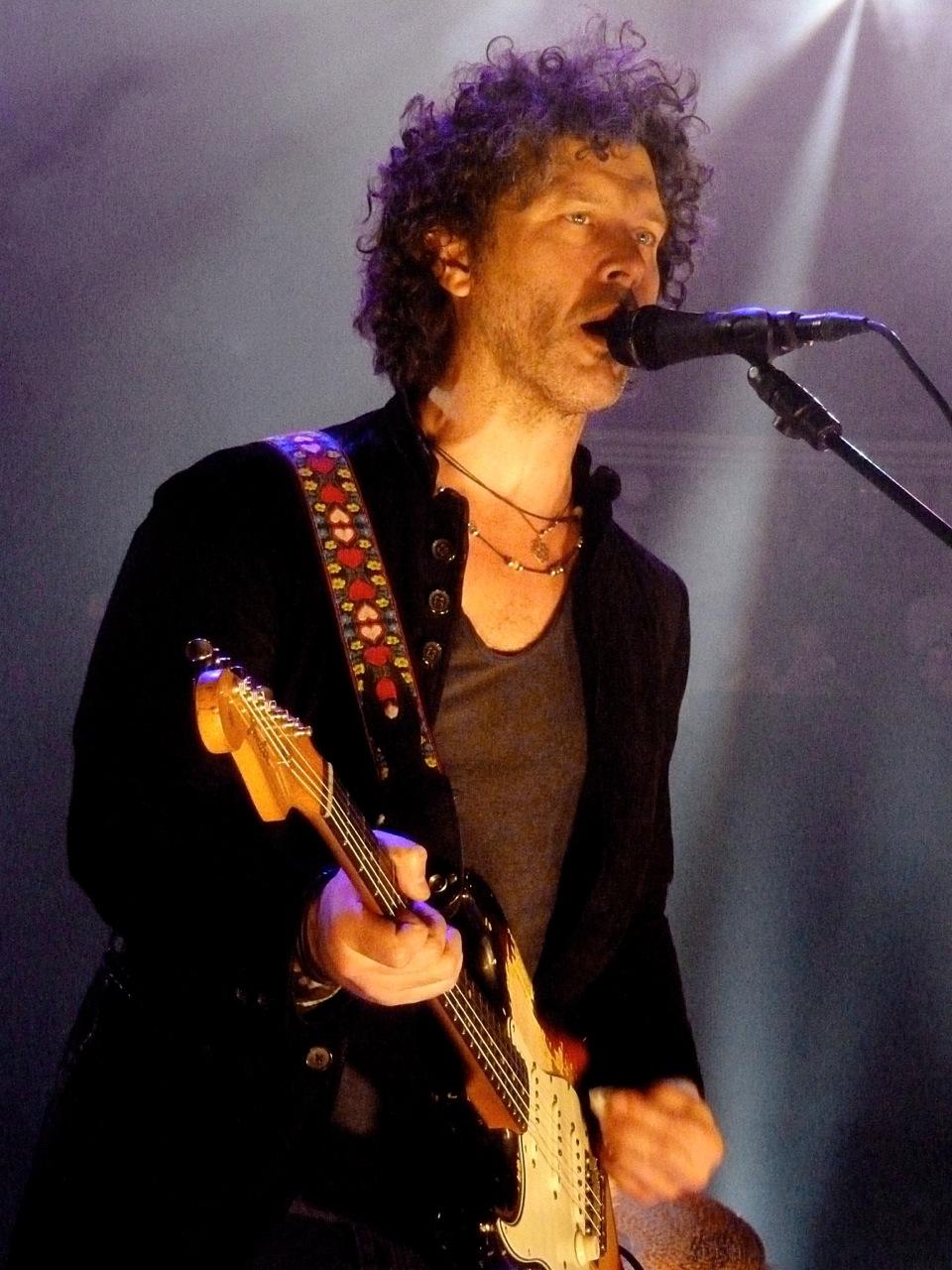 Doyle Bramhall - 18 May 2013 Royal Albert Hall London