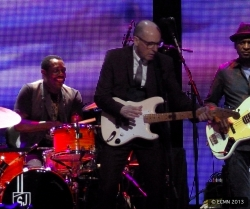Steve Jordan, Andy Fairweather Low and Willie Weeks