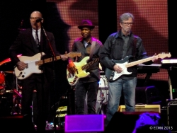 Andy Fairweather Low, Eric Clapton and Willie Weeks