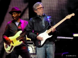 Willie Weeks and Eric Clapton
