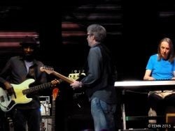 Willie Weeks, Eric Clapton and Chris Stainton