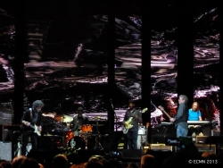 Doyle Bramhall II, Steve Jordan, Willie Weeks, Eric Clapton and Chris Stainton