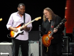 Robert Cray and Warren Haynes