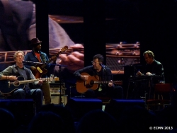Eric Clapton, Willie Weels. Vince Gill and Greg Leisz