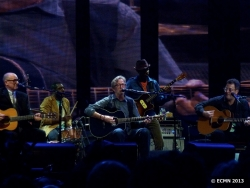 Andy Fairweather Low, Steve Jordan, Eric Clapton, Willie Weeks and Vince Gill
