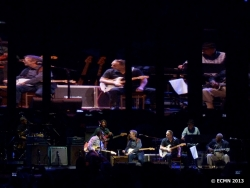 Robert Cray, Eric Clapton, Jimmy Vaughan and BB King