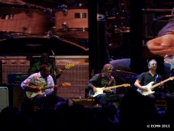 Robert Cray, Eric Clapton and Jimmy Vaughan