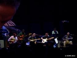 Robert Cray, Eric Clapton, Jimmy Vaughan and BB King