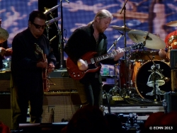 Cesar Rosas and Derek Trucks