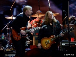 Derek Trucks and Warren Hayens