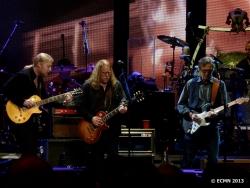 Derek Trucks, Warren Haynes and Eric Clapton