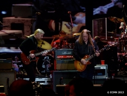 Derek Trucks and Warren Haynes