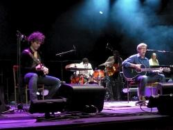 Doyle Bramhall & Eric Clapton RAH 17 May 2013