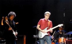 Doyle Bramhall & Eric Clapton RAH 21 May 2013