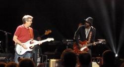 Eric Clapton & Gary Clark Jr. RAH 21 May 2013