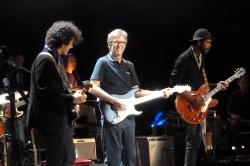 Doyle Bramhall & Eric Clapton RAH 24 May 2013