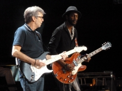 Eric Clapton & Gary Clark Jr. RAH 24 May 2013