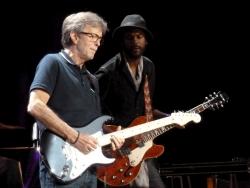 Eric Clapton & Gary Clark Jr. RAH 24 May 2013