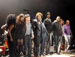 Eric Clapton & The Band RAH 24 May 2013