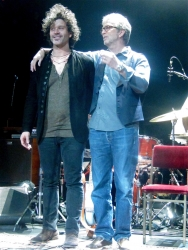 Doyle Bramhall & Ertic Clapton Royal Albert Hall 23 May 2013